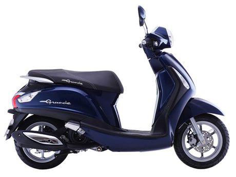 So sanh hai chiec xe tay ga Honda Air Blade va Yamaha Grande - Anh 2