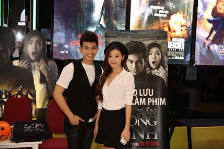 "Midu, Luu Quang Anh le bong Cinetuor ""Bi an song sinh"" - Anh 8"