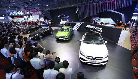 Mercedes-Benz - An tuong den tu cac 'Ngoi sao' - Anh 1