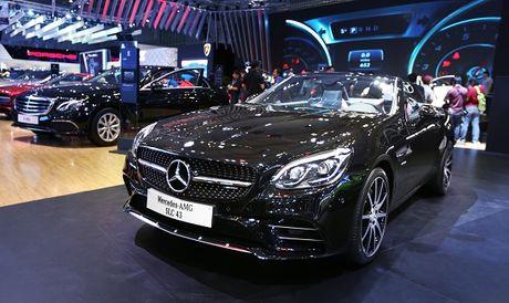 Mercedes-Benz - An tuong den tu cac 'Ngoi sao' - Anh 2
