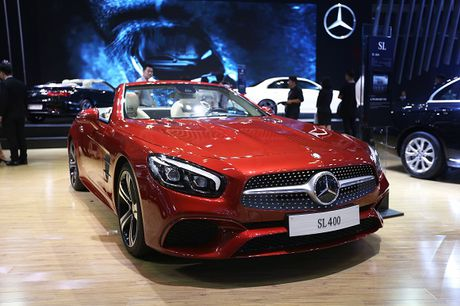 Mercedes-Benz - An tuong den tu cac 'Ngoi sao' - Anh 3