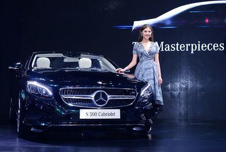Mercedes-Benz - An tuong den tu cac 'Ngoi sao' - Anh 4
