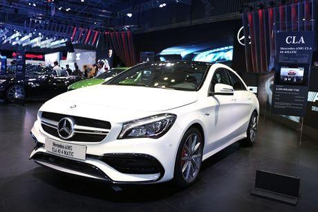 Mercedes-Benz - An tuong den tu cac 'Ngoi sao' - Anh 5