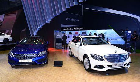 Mercedes-Benz - An tuong den tu cac 'Ngoi sao' - Anh 6