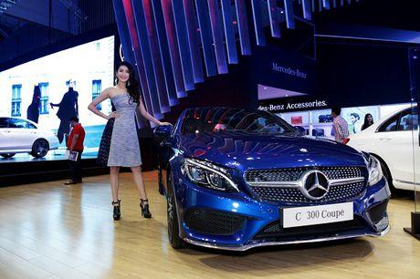 Mercedes-Benz - An tuong den tu cac 'Ngoi sao' - Anh 7