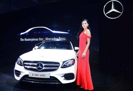 Mercedes-Benz - An tuong den tu cac 'Ngoi sao' - Anh 8