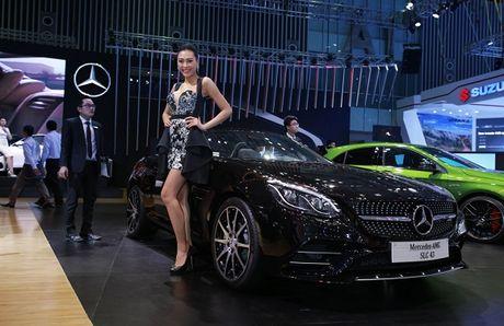 Mercedes-Benz - An tuong den tu cac 'Ngoi sao' - Anh 9
