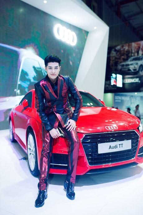 Ngam dan khach quy cua Audi tai VIMS 2016 - Anh 9