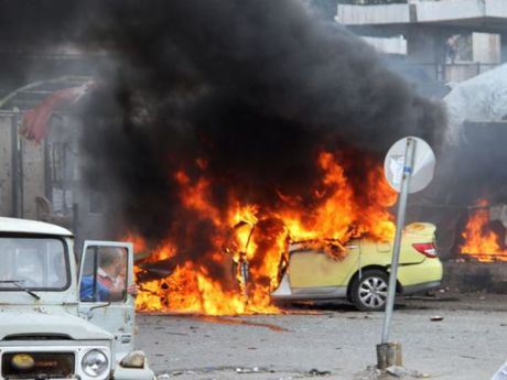 Syria: Chi huy hang dau cua Al-Nusra thiet mang trong vu no bom o Dara'a - Anh 1