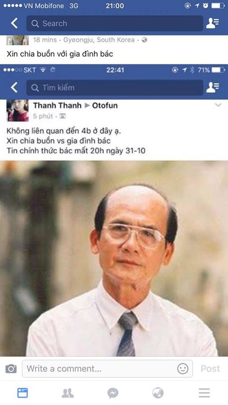 Nghe si uu tu Pham Bang qua doi o tuoi 85 - Anh 1