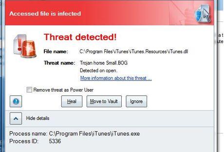Phan biet malware, virus va Trojan horse - Anh 5