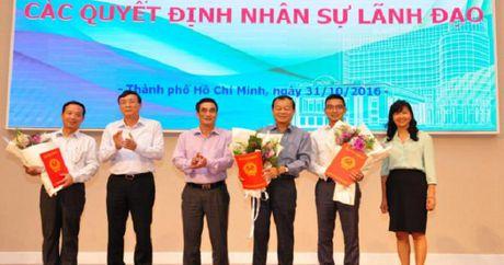 Ong Tran Van Dung chinh thuc duoc bo nhiem vi tri Chu tich HoSE - Anh 1