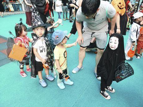 Be gai hoa trang 'Vo Dien' trong ngay Halloween hot nhat cong dong mang - Anh 3