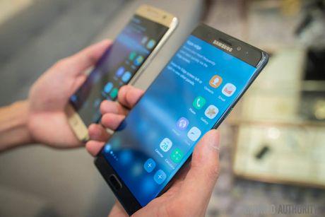 Bat chap su co Galaxy Note 7, kim ngach xuat khau dien thoai va linh kien van tang 5% - Anh 1