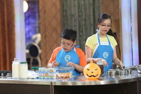 Gap su co, Gia Huy nuc no roi khoi Master chef nhi - Anh 2