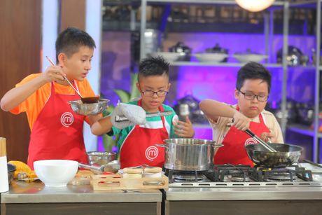 Gap su co, Gia Huy nuc no roi khoi Master chef nhi - Anh 3