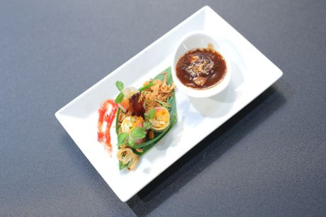 Gap su co, Gia Huy nuc no roi khoi Master chef nhi - Anh 5