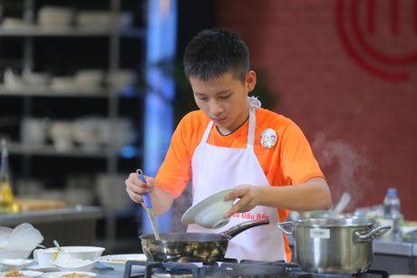 Gap su co, Gia Huy nuc no roi khoi Master chef nhi - Anh 6