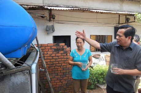 TPHCM: Hon 88.000 ho gan dong ho nuoc nhung khong su dung - Anh 1