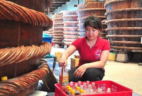 Bo NN&PTNT thong tin chinh thuc ve chat luong nuoc mam - Anh 1