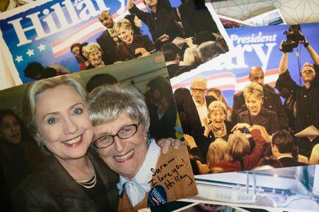 Quyet dinh doan tu voi ban trai thay doi cuoc doi Hillary Clinton - Anh 4