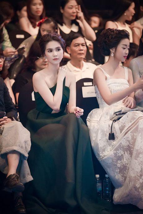 Ngoc Trinh xung tam dan chi khi lam dieu nay voi Hoa hau My Linh - Anh 1