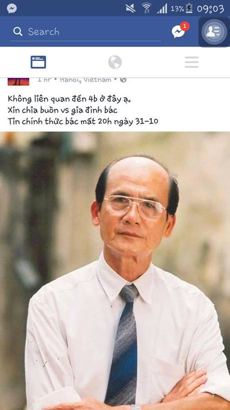 Nguoi ham mo khoc thuong truoc thong tin nghe si Pham Bang qua doi - Anh 5