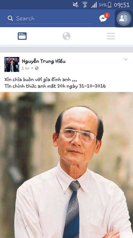 Nguoi ham mo khoc thuong truoc thong tin nghe si Pham Bang qua doi - Anh 7