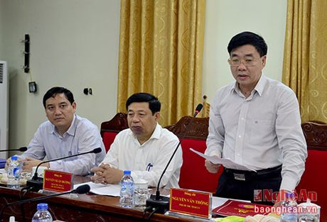 Chu nhiem UBKT Trung uong: Doan ket, thong nhat hanh dong de thuc hien Nghi quyet Dai hoi XII - Anh 7