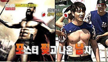Nhung man khoe than 'bat dac di' cua dan my nam tai Running Man - Anh 1