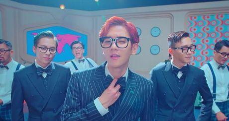 EXO-CBX 'nhe nhang' dua ca 5 ca khuc trong album thong tri BXH - Anh 3