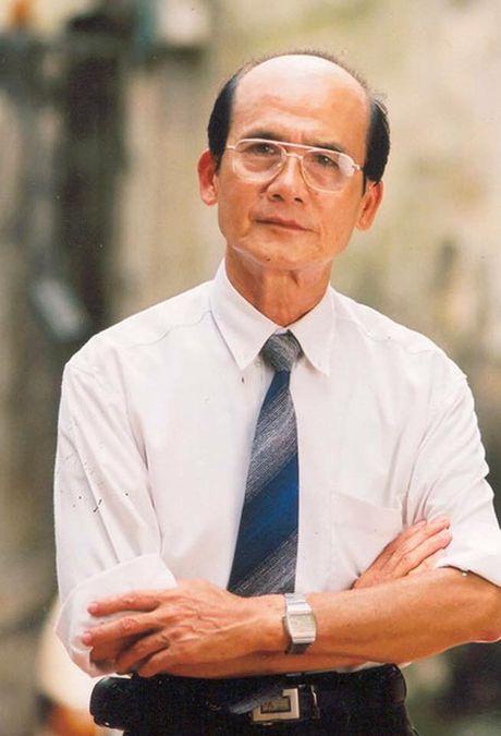 NSUT Pham Bang qua doi vao toi 31/10 o tuoi 85 - Anh 1