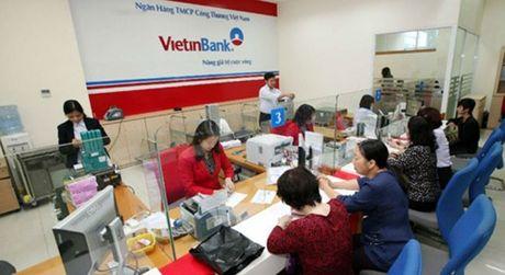 VietinBank: 9 thang dat 5.194 ty dong loi nhuan - Anh 1