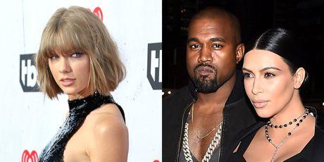 Drake cong khai tuyen chien voi nha Kim Kardashian vi Taylor Swift - Anh 2