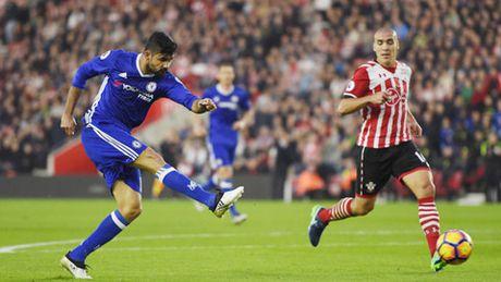 Hazard tro lai, Chelsea buoc vao Top 4 - Anh 1
