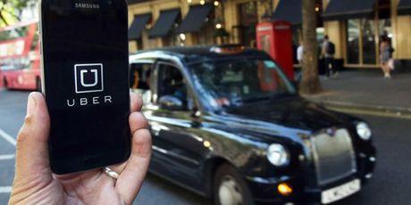 Anh: Uber khong duoc xem lai xe la nguoi lam freelance - Anh 1