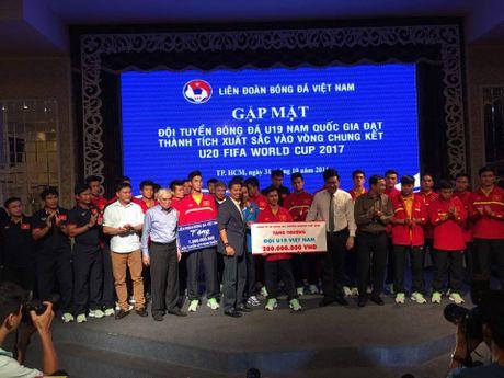 HLV Hoang Anh Tuan dang chuan bi gi cho U-19 - Anh 2