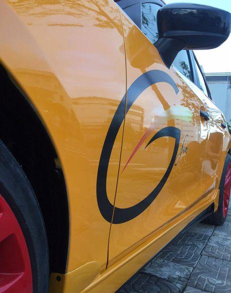 Mazda3 thay ao vang doc nhat Viet Nam - Anh 10