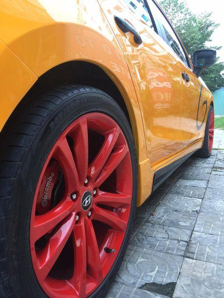 Mazda3 thay ao vang doc nhat Viet Nam - Anh 11