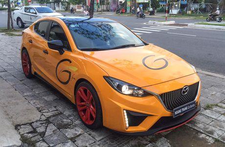 Mazda3 thay ao vang doc nhat Viet Nam - Anh 1