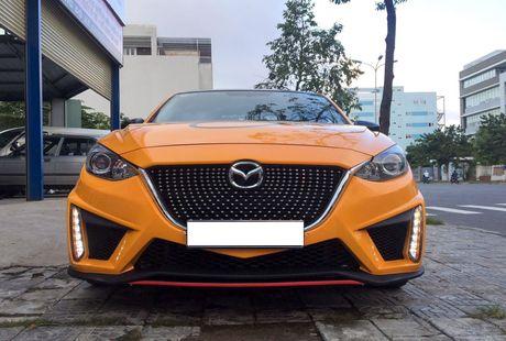 Mazda3 thay ao vang doc nhat Viet Nam - Anh 5
