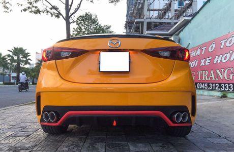 Mazda3 thay ao vang doc nhat Viet Nam - Anh 6