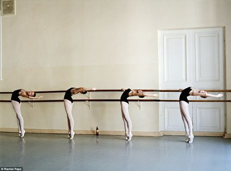 Truong day mua ballet noi tieng o Nga - Anh 2