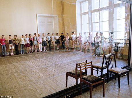 Truong day mua ballet noi tieng o Nga - Anh 4