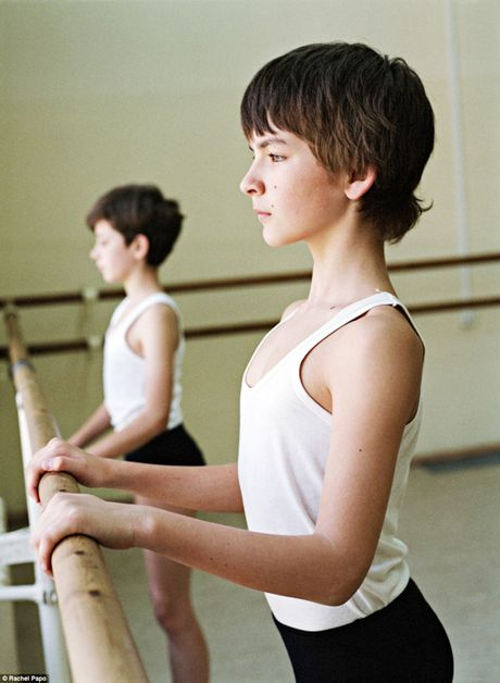 Truong day mua ballet noi tieng o Nga - Anh 6