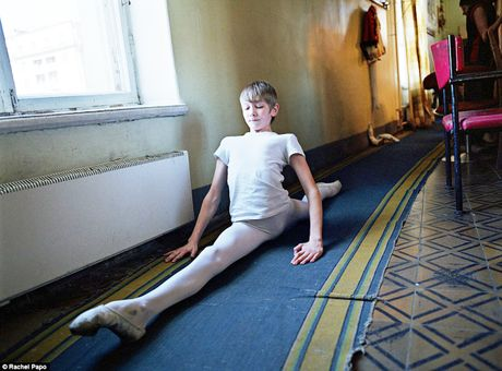 Truong day mua ballet noi tieng o Nga - Anh 9