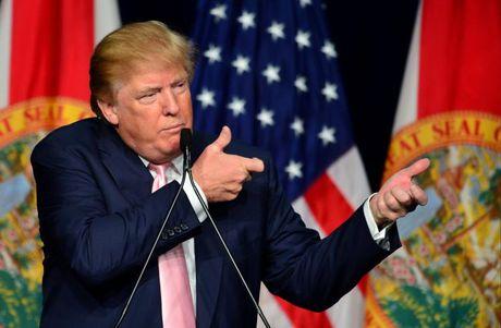 Trump: Phai tra tan manh tay voi phien quan IS - Anh 1