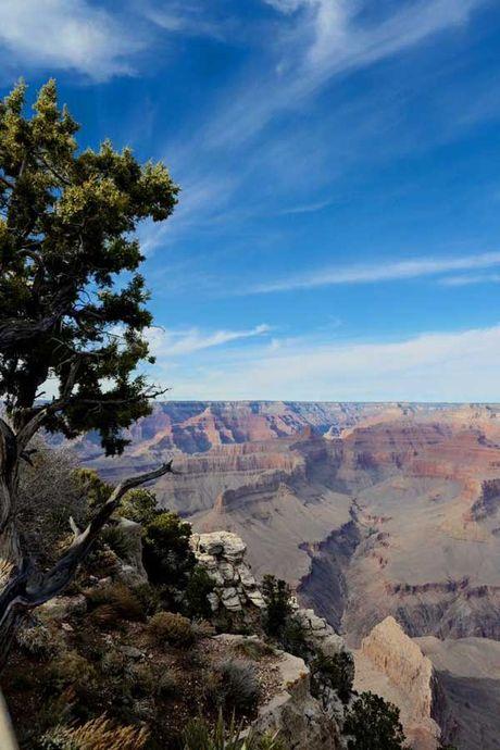 Neu den My, ban nhat dinh khong nen bo qua Grand Canyon - Anh 1