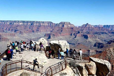 Neu den My, ban nhat dinh khong nen bo qua Grand Canyon - Anh 4