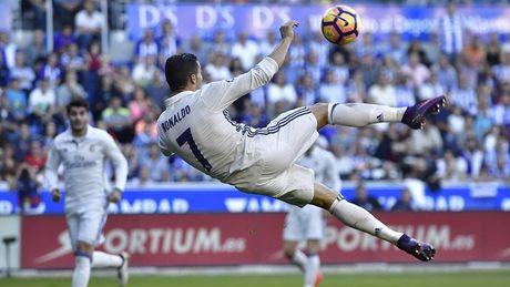 Ronaldo: Khong can hay, chi can may va penalty! - Anh 1